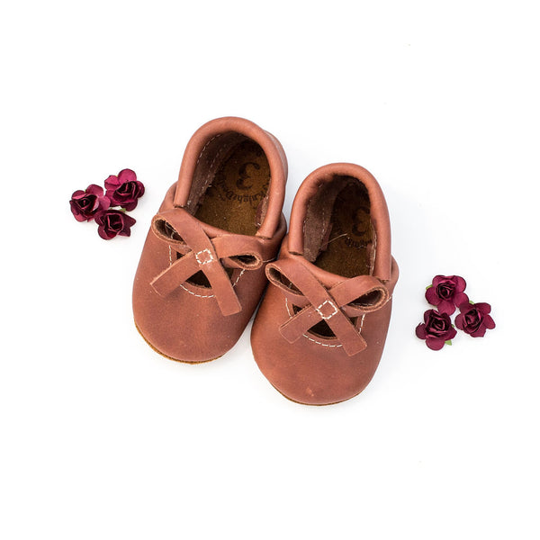 Cedar BALLET BOW FLATS Baby and Toddler