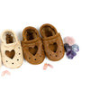 Milk, Barley, Ginger HEART JANES Shoes Baby and Toddler