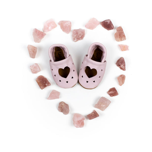 Bubblegum HEART JANES Shoes Baby and Toddler