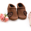 Rye & Rose Blush Heart Loafers Shoes Baby and Toddler