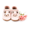 Rose Blush LOTUS T-strap Shoes Baby and Toddler