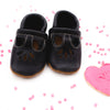 Obsidian LOTUS T-strap Shoes Baby and Toddler