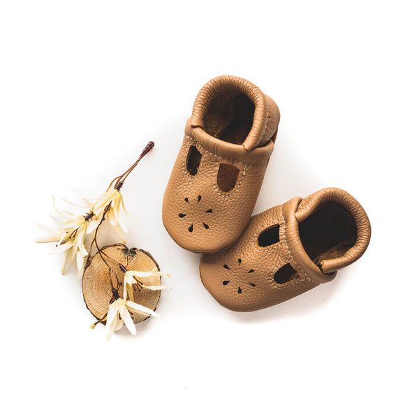 Oat T-Strap Shoes Baby and Toddler