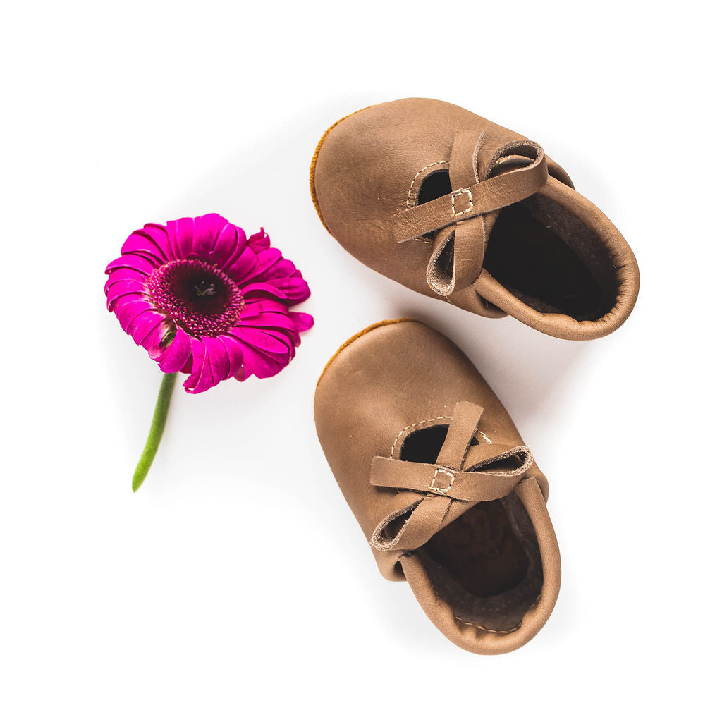 Fossil BALLET BOW FLATS Baby and Toddler