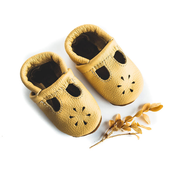Daffodil T-Strap Shoes Baby and Toddler