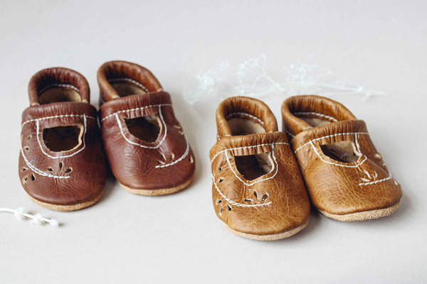 Ginger & Cocoa Ivy Janes Shoes Baby and Toddler