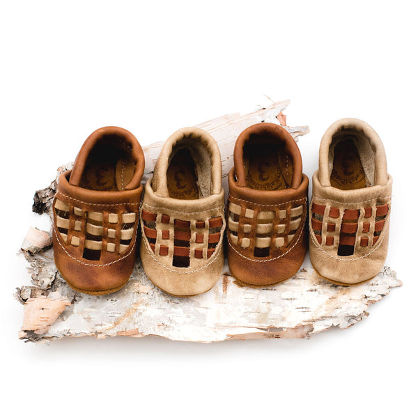 Fawn & Brandy WOVEN SANDALS Shoes Baby and Toddler