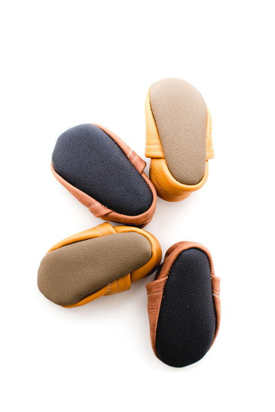 ADD//little walker//Very Thin Waterproof Sole to Shoes or Moccs or Boots