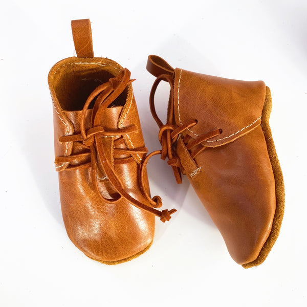Maple LACE UP BOOTIES Baby and Toddler