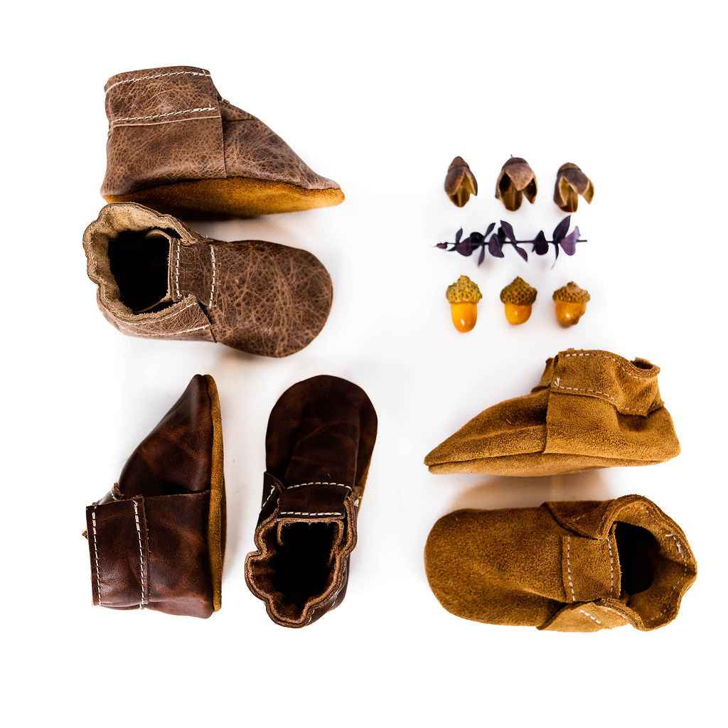 Fall SCOUT BOOTIES Baby and Toddler