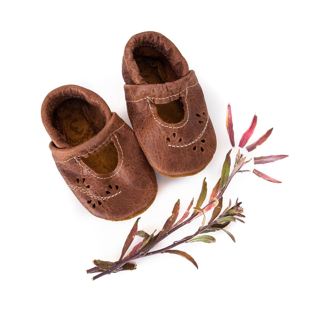 Rust Ivy Janes Shoes Baby and Toddler