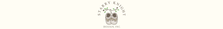 Starry Knight Design logo