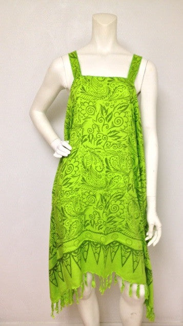Dres-Song green fern