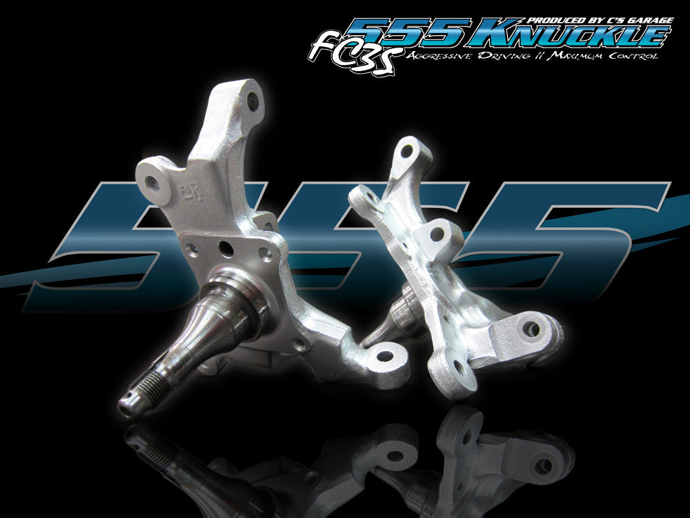 555 KNUCKLE - FC3S