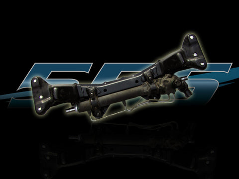 Steering Rack Relocation - Nissan