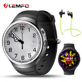 Lemfo LES1 Smartwatch phone Android 5.1 OS GPS smart Watch with 1GB+16 GB GPS WIFI Fitness Tracker for IOS Android Smartphone