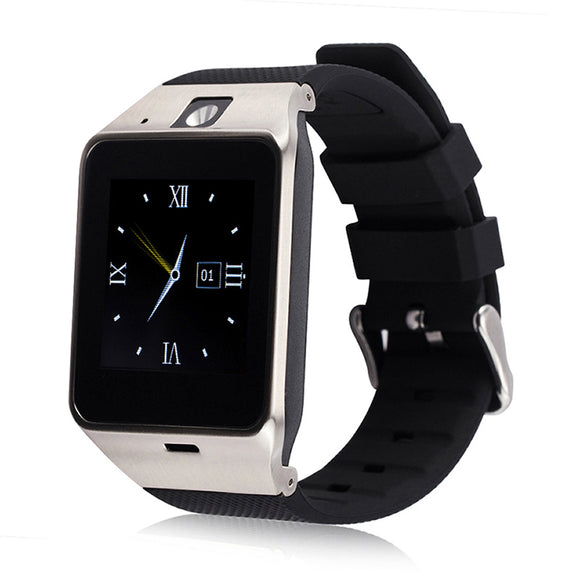 GV18 Bluetooth Smart Watch Phone Support SIM TF card Pedometor Sleep Monitor for Andriod Smartphone