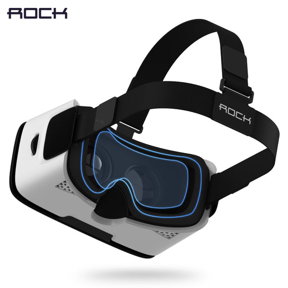 ROCK X7 VR Glass Virtual Reality 3D glasses google Cardboard smartphone VR BOX Helmet