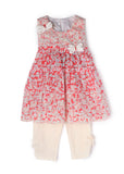 Isobella and Chloe Poppy Fields 2-pc set