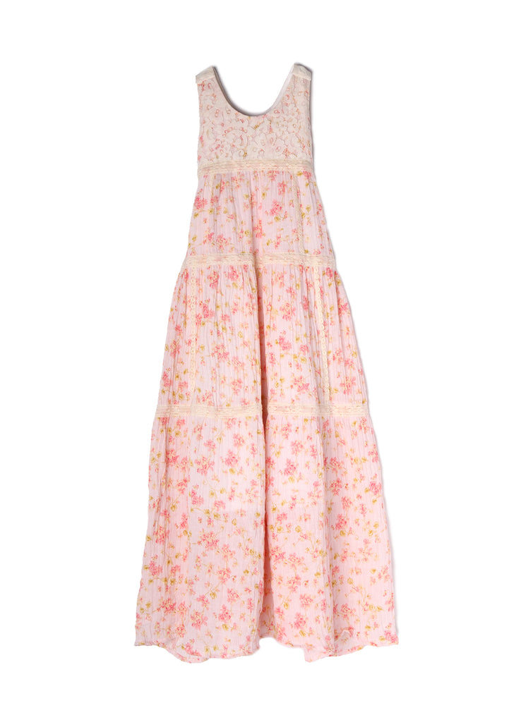 Isobella and Chloe Pretty in Pink Maxi Dress
