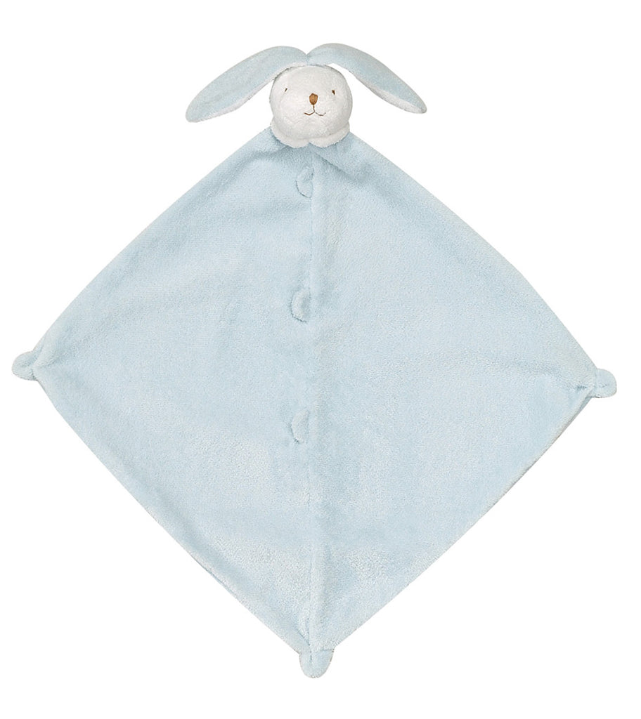 Angel Dear Blue Floppy Eared Bunny Blankie