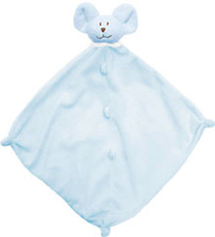 Angel Dear Blue Mouse Blankie