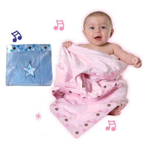 Acting Out Musical Baby Blanket