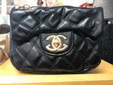 Quilted Girls Chanel Purse