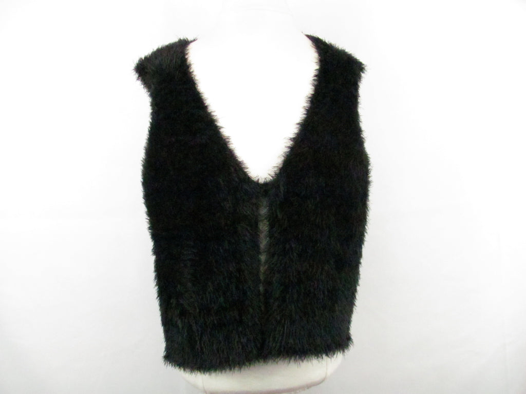 Mini Molly Star girl knitted bolero vest