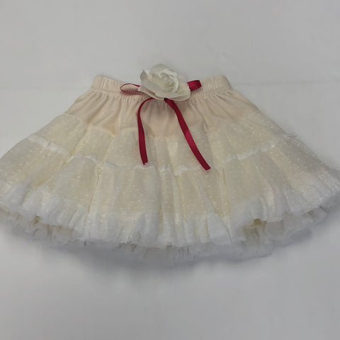 Calla Lily Multi-Layer Tutu with Yoke