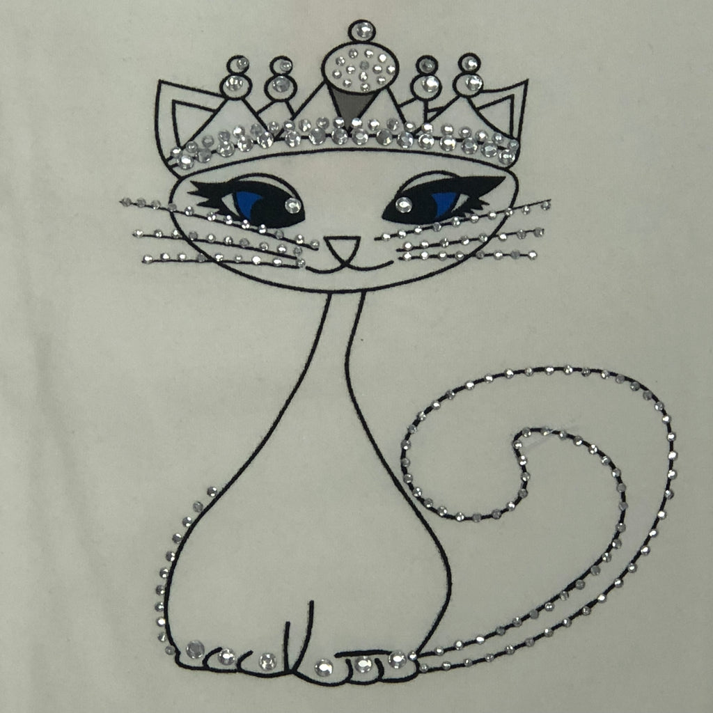 Doe A Dear Cat crowned tank