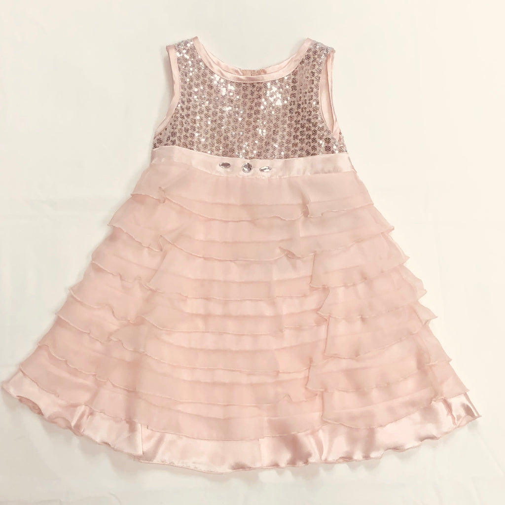 Biscotti Pink Dress Inf let