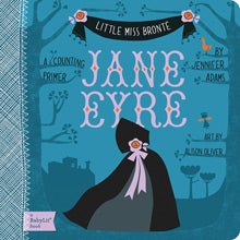 Gibbs Smith Books Jane Eyre : A BabyLit® Counting Primer