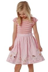 Fiveloaves Twofishes Pink Parade dress