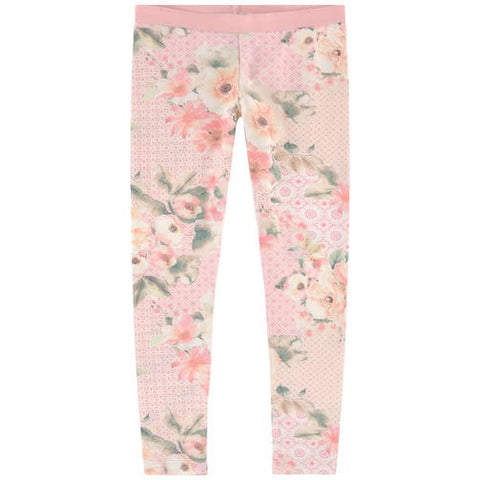 Leggings Rose Paste