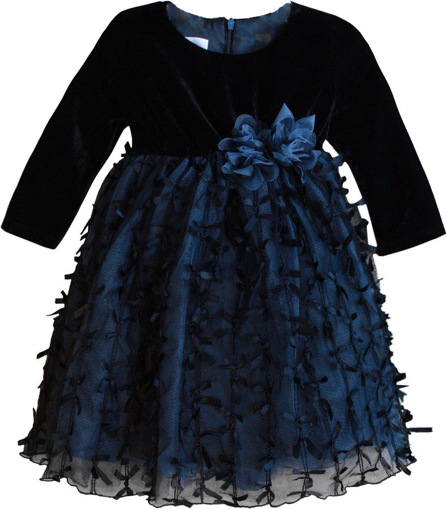 Isobella and Chloe - Midnight Star Dress