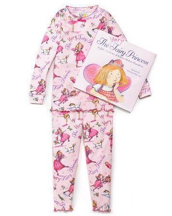 "Books to Bed ""The Very Fairy Princess"" Book and Pajama Set"