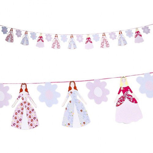 Meri Meri Calling all Princesses Party Garland