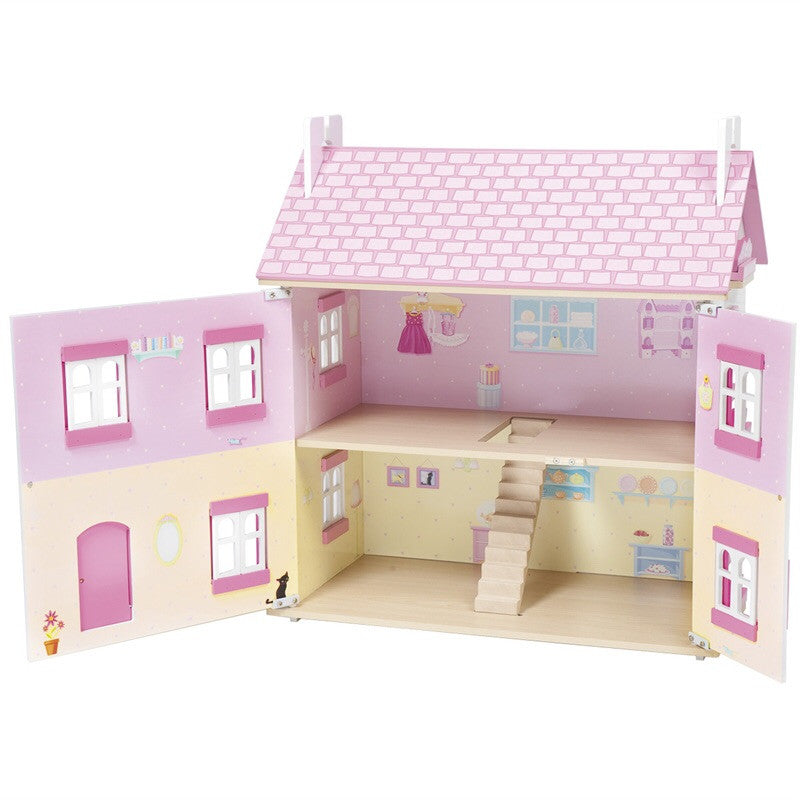 Le Toy Van Sophie's House, Wooden Dolls Houses, Kids Houses, Dollshouses