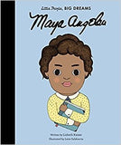 Little People BIG DREAMS Book, Maya Angelou