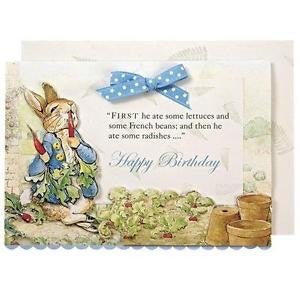 "Meri Meri ""Happy Birthday"" Gift Card"