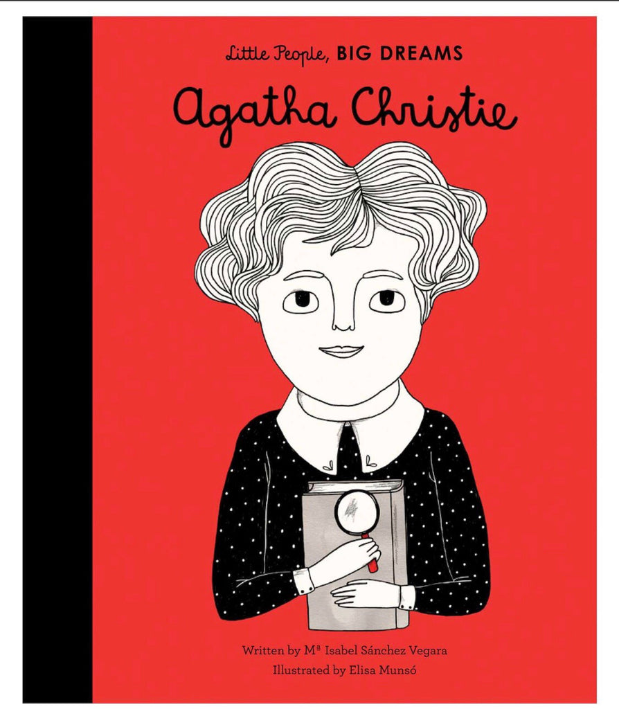 Agatha Christie Little People BIG DREAMS Book