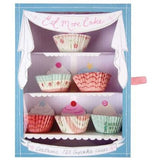 Meri Meri Eat More Cake Pettite Cupcake 120 mini