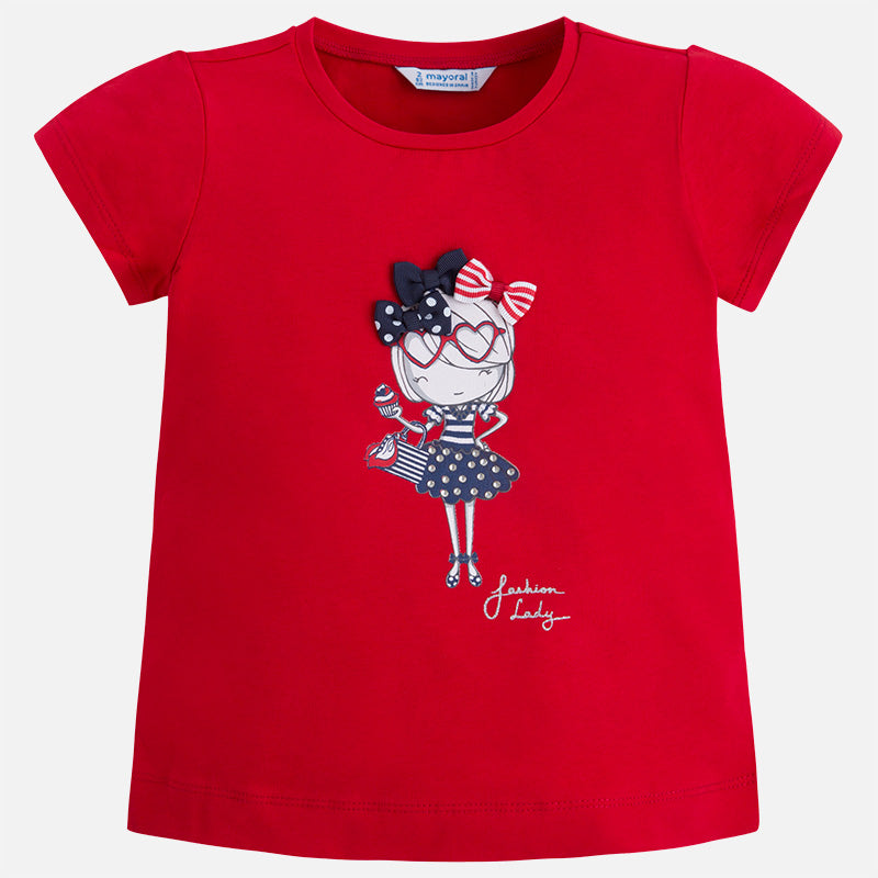 Mayoral Jersey T-shirt for girl