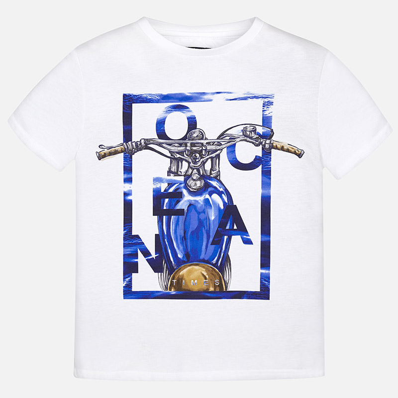 Mayoral Short sleeve jerset T-shirt for boy