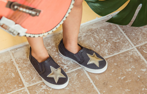 Bimbo Bimba Star Mash Slip On Shoes