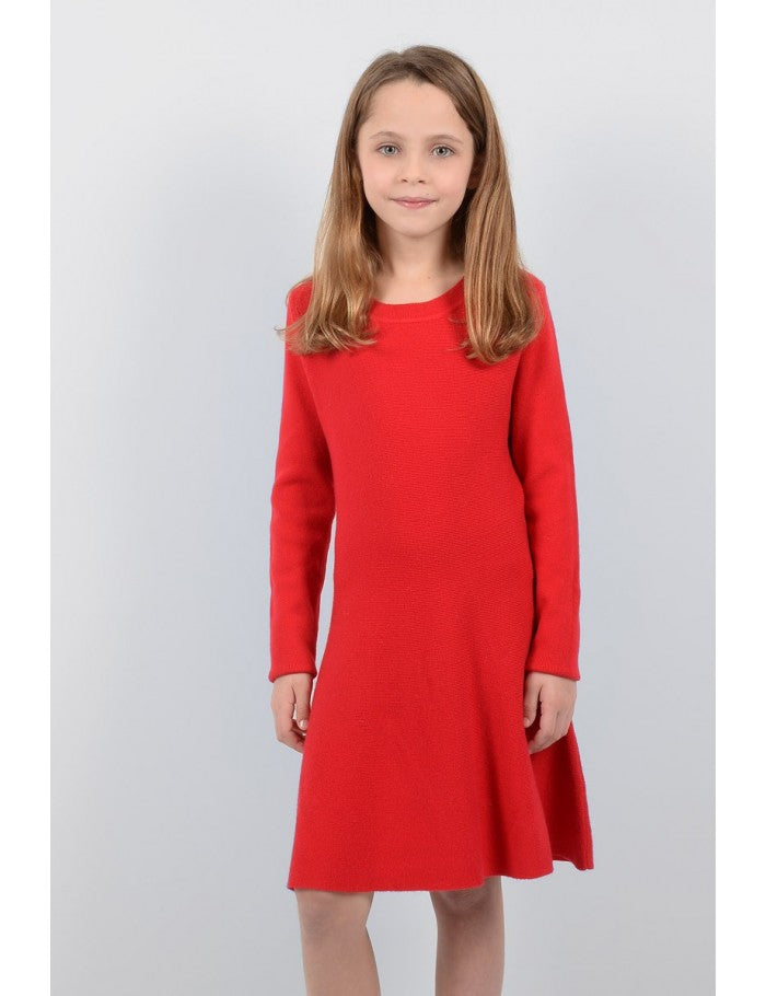 Mini Molly Star Girl knit dress