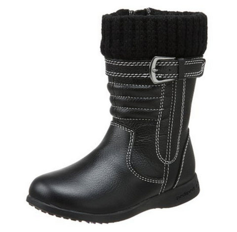 Pediped Julia Black boots