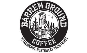 Barren Ground Coffee, Yellowknife, NT
