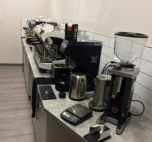 Canadian Barista and Coffee Academy Opens in Calgary, Alberta
